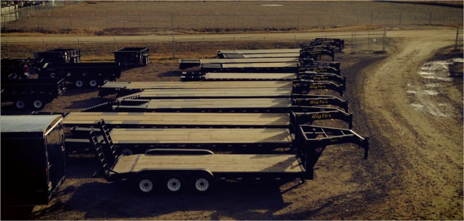Factory Outlet Trailers flatbed trailers