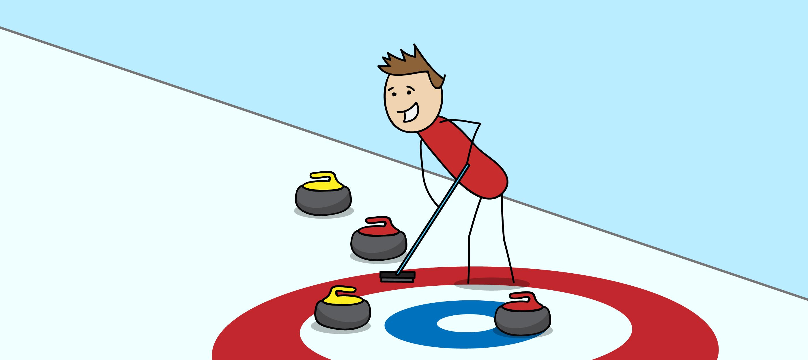 National Leasing sponsors employee's curling team vying ...