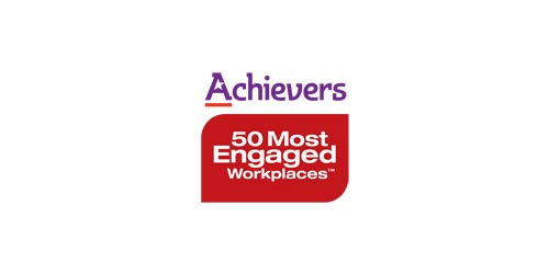 2011 winner of Achievers 50 Most Engaged Workplaces (Employee engagement - a fancy way of saying our employees stay with us for a really long time.)