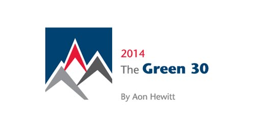 2014 winner of Canada's Green 30 (Talk about representing 'Peg City!)